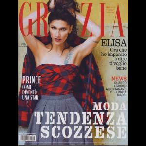Grazia* - n. 47 - settimanale - 7/11/2019 -
