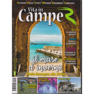 Vita In Camper - N. 125 - Novembre 2019 - bimestrale -