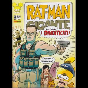 Rat-Man Gigante - n. 69 - mensile - 7 novembre 2019 -