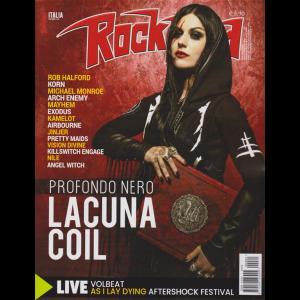 Rockhard Italia - n. 62 - mensile - novembre 2019