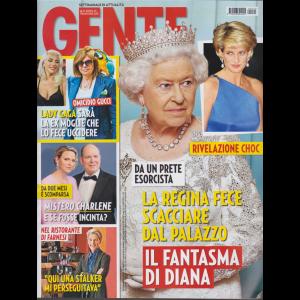 Gente - n. 45 - 16/11/2019 - settimanale di attualità