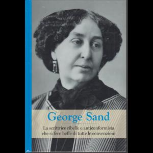 Grandi donne - George Sand - n. 26 - settimaanle - 1/11/2019 - copertina rigida
