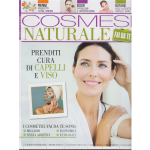 Vivere Lo Yoga Speciale - Cosmesi naturale fai da te - n. 6 - bimestrale - novembre - dicembre 2019 -