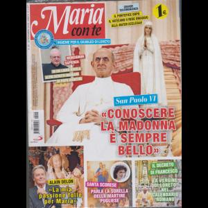 Maria con te - n. 45 - 10 novembre 2019 - settimanale