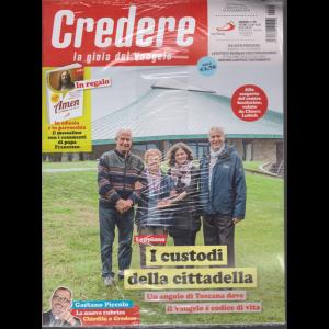 Credere - La Gioia Della Fede - + in regalo il messalino Amen - n. 45 - 10 novembre 2019 - settimanale