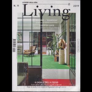 Living -  Mensile - n. 11 - novembre 2019 -