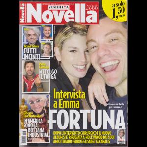 Novella 2000 - n. 46 - settimanale - 6 novembre 2019
