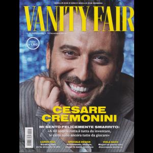 Vanity Fair  - n. 45 - settimanale - 13 novembre 2019 -