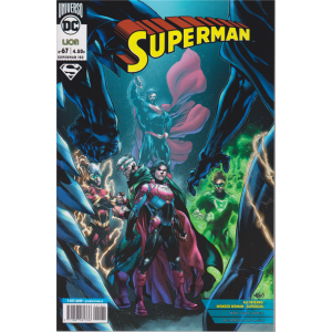 Superman Magazine - n. 182 - quindicinale - 7 ottobre 2019 -