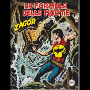 Zagor - La Formula della morte - n. 703 - mensile - novembre 2019 -