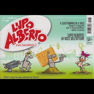 Lupo Alberto - N. 413 - 1 novembre 2019 - mensile