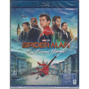 I Blu Ray di Sorrisi - Spiderman Far From Home - n. 8 - 5 novembre 2019 - settimanale