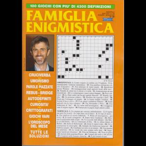 Famiglia Enigmistica - n. 198 - bimestrale - dicembre - gennaio 2020 -