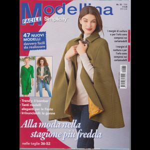 Modellina Facile - Simplicity - n. 35 - trimestrale - 7/11/2019