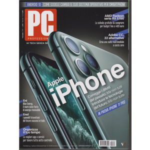 Pc Professionale - n. 344 - 7 novembre 2019 - mensile