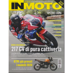 In Moto - n. 12 - dicembre 2019 - mensile