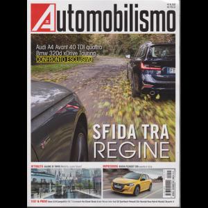 Automobilismo - n. 11 - mensile - novembre 2019 -