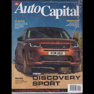 Auto Capital - n. 11 - novembre 2019 - mensile + in allegato il dossier Maserati Levante Trofeo & GTS