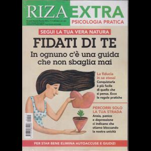 Riza Extra - Psicologia pratica - n. 11 - bimestrale - novembre - dicembre 2019 -