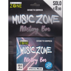 Music Zone - Mistery Box - n. 3 - bimestrale - 2019