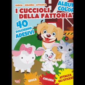 Toys2 Games - I Cuccioli della Fattoria - Album color - n. 33 - bimestrale - 17 ottobre 2019