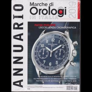 Marche Orologi Italia - 2019 - Annuario