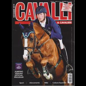 Cavalli & Cavalieri - n. 11 - mensile - novembre 2019