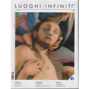 Luoghi dell'infinito - n. 244 - novembre 2019 - mensile
