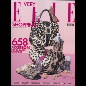 Very Elle - shopping - n. 33 - novembre 2019 -