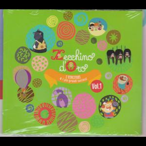 Zecchino d'oro - vol. 1 - doppio cd - Le canzoni dell'Antoniano - 5/11/2019- settimanale - n. 17 -
