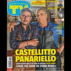 Sorrisi e Canzoni Tv - n. 44 - 5 novembre 2019 - settimanale