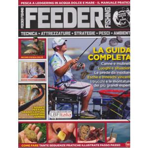 Pesci & Pesca Dolce - Feederfishing - n. 12 - bimestrale - novembre - dicembre 2019