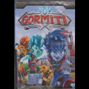 I Dvd Di Sorrisi6 - I Gormiti - Dvd 2+Bustina di figurine - n. 27 - settimanale - 12/11/2019
