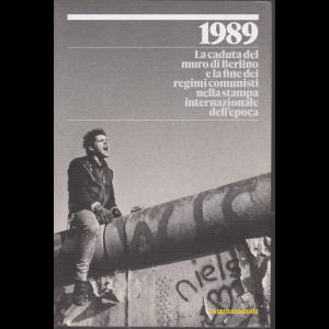 Internazionale Extra 1989 - La caduta del muro di Berlino e la fine dei regimi comunisti nella stampa internazionale dell'epoca - n. 10 - trimestrale - novembre 2019