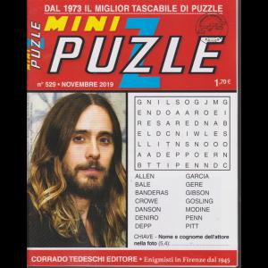 Minipuzzle - n. 529 - novembre 2019 - mensile