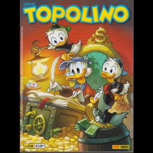 Topolino - n. 3338 - settimanale - 17 novembre 2019