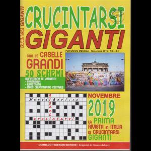 Crucintarsi Giganti - n. 5 - mensile - 8/11/2019 -