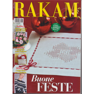 Rakam - n. 6 - bimestrale - novembre - dicembre 2019