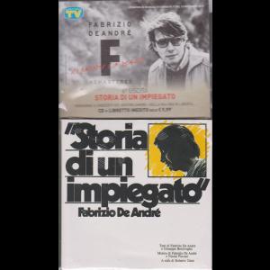 Le raccolte musicali di Sorrisi n. 17 - 12 novembre 2019 - sesta uscita - Storia diu n impiegato - cd + libretto inedito