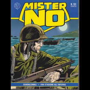 Mister No - n. 151 - novembre 2019 - mensile