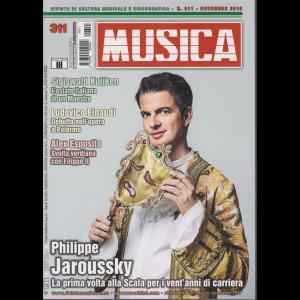 Musica - n. 311 - novembre 2019 - mensile