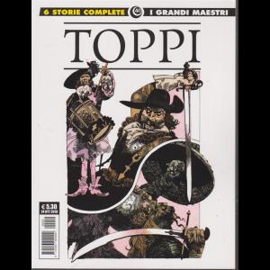 Gli albi della Cosmo - Toppi - I grandi maestri - n. 40 - 24 ottobre 2019 - mensile