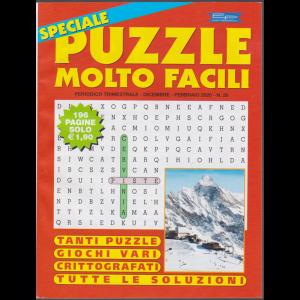 Speciale Puzzle Molto facili - n. 26 - trimestrale - dicembre - febbraio 2020 - 196 pagine