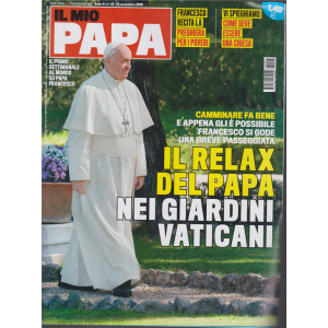 Il Mio Papa - n. 47 - 13 novembre 2019 - settimanale