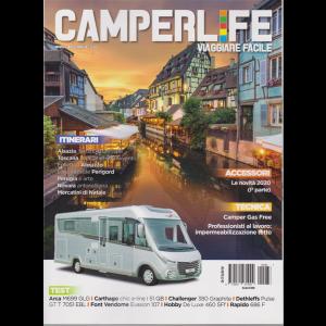 Camperlife -n. 83 - mensile - novembre 2019 -