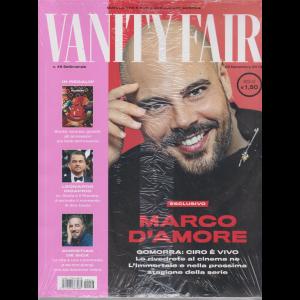 Vanity Fair + Accessory - n. 46 - settimanale - 20 novembre 2019 - 2 riviste