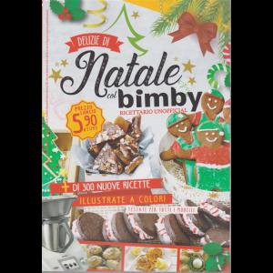 Delizie di Natale col Bimby - ricettario unofficial - n. 5 - bimestrale - 9/11/2019