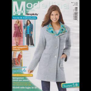 Modellina Facile Speciale Simplicity - n. 17 - semestrale - 14/11/2019