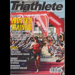 Triathlete - n. 258 - novembre - dicembre 2019 - bimestrale