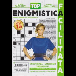 Top Enigmistica Facilitata - n. 6 - bimestrale - marzo -aprile 2019 -